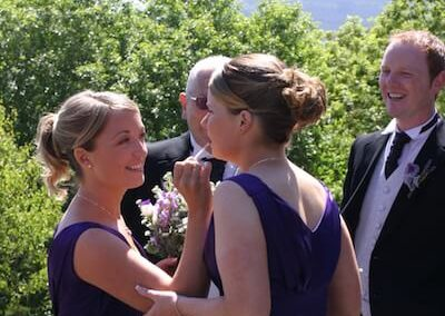 wedding photographer joe mcquillan in Bray